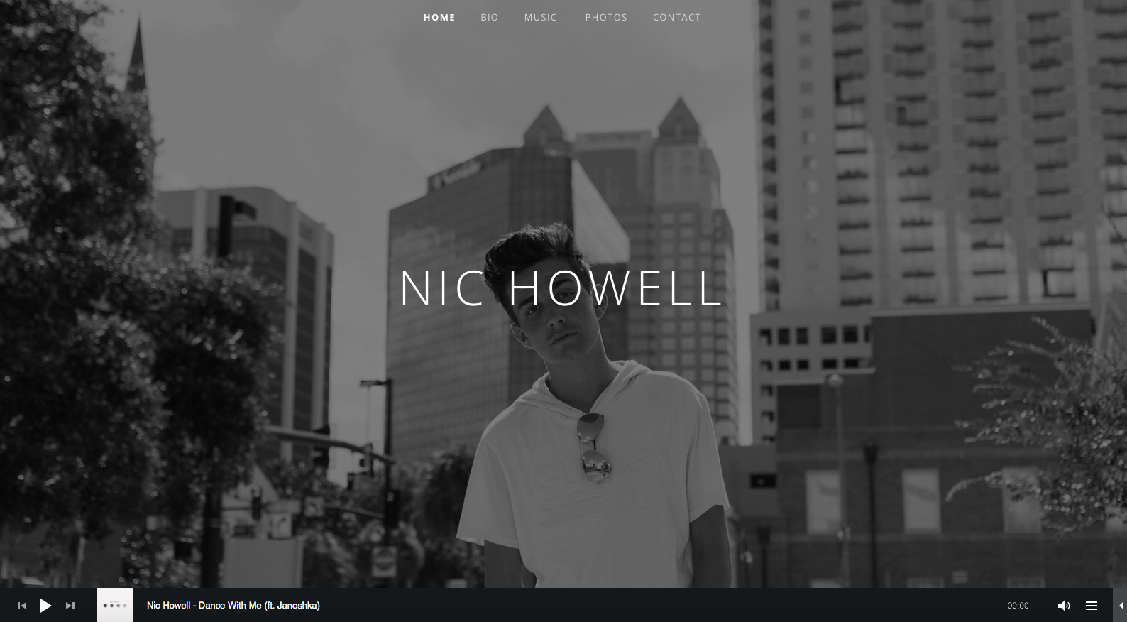 Nic Howell Music